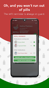 Medica: Medication Reminder, Pill Tracker & Refill (PREMIUM) 8.1.1 Apk 5