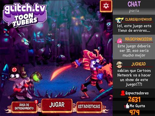ToonTubers - Glitch TV 1.0.7 Screenshots 5