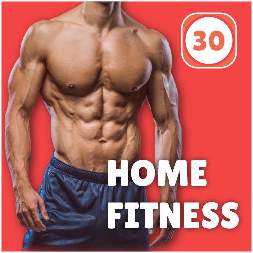 Home Fitness Workout in 30 days icon