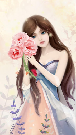 Gentle Girl Live Wallpaper For PC Windows (7, 8, 10, 10X) & Mac Computer Image Number- 5