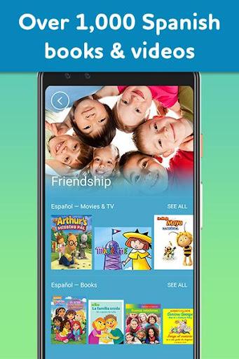 Amazon Kids+: Kids Shows, Games, More 2.1.0.203888 Screenshots 8