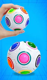 Fidget Cube Pop It 3D Anti stress satisfying Toys 1.1.0 Screenshots 8
