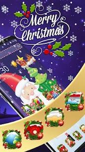 Christmas Santa Claus theme 1.1.4 APK + MOD (Unlocked) 1
