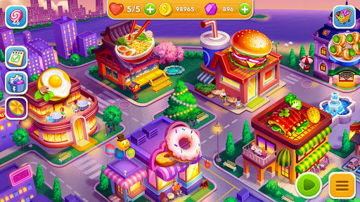 Cooking Frenzyu2122:Fever Chef Restaurant Cooking Game 1.0.40 screenshots 12