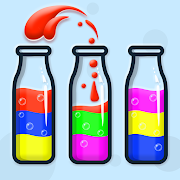 Color Water Sort Puzzle - Liquid Sort Pouring Game