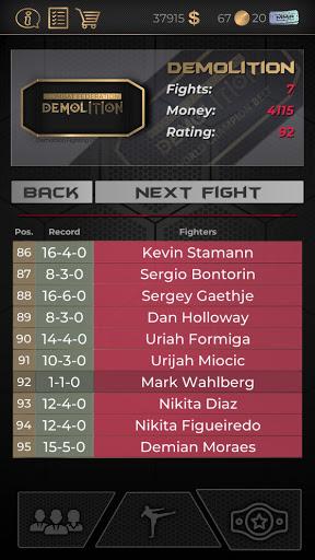 MMA Simulator Offline 03042021 screenshots 15