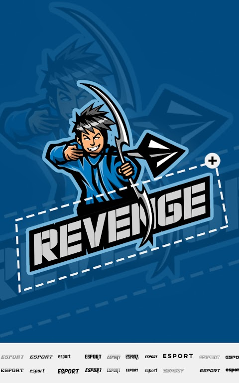 Esport Logo Maker - Create Free Gaming Logo Mascot  poster 14