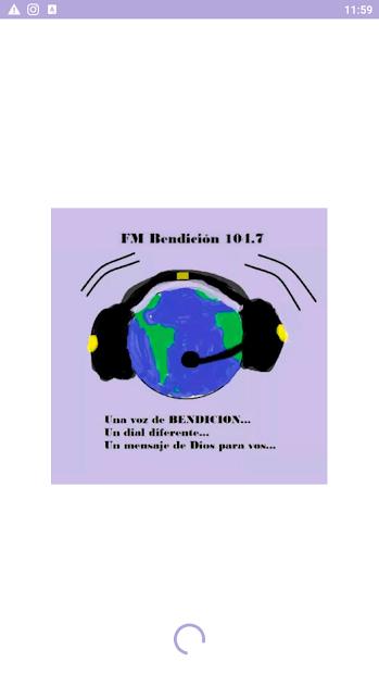 FM Bendición 104.7 screenshot 4