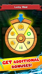 Magic Archer: Hero Hunt for Gold and Glory Mod Apk 0.172 (MENU MOD) 6