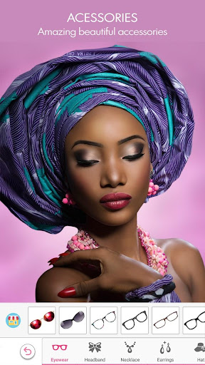 Beauty Face Makeup Magic Selfie Camera  Screenshots 21