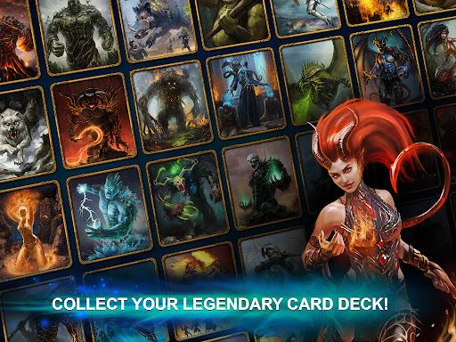Blood of Titans: Quest & Battle Fantasy ccg 1.19 screenshots 15