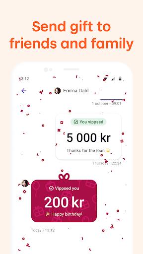Vipps android2mod screenshots 2