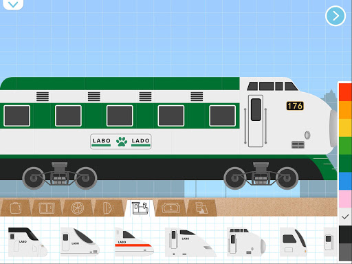 Labo Brick Train Build Game 4 Kids, Toodlers, Baby 1.7.346 Screenshots 12