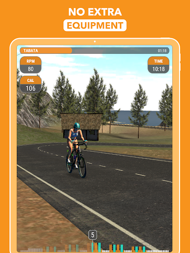 CycleGo - Indoor Cycling Workouts 3.4.1 Screenshots 17