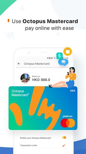 Octopus apktram screenshots 5