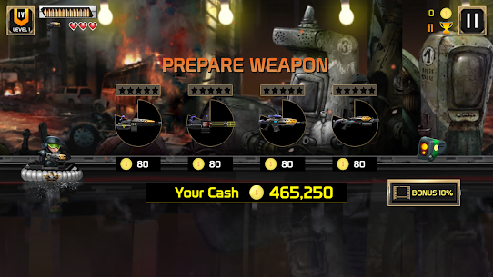 Eagle Commando MOD APK 1.0.4 (Unlimited Money) 6