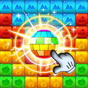Toy Crush Smash Cubes Pop