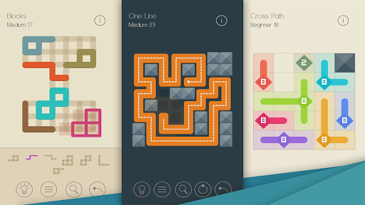 Linedoku - Logic Puzzle Games 1.9.18 screenshots 6