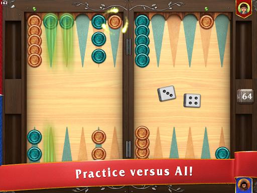 Backgammon Masters Free  screenshots 7