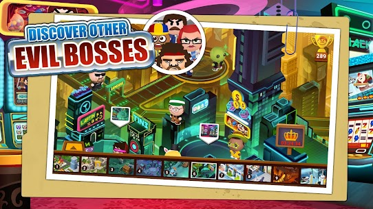 Beat The Boss 4 MOD APK [Unlimited Coins/Diamonds/Money/Shopping] 3