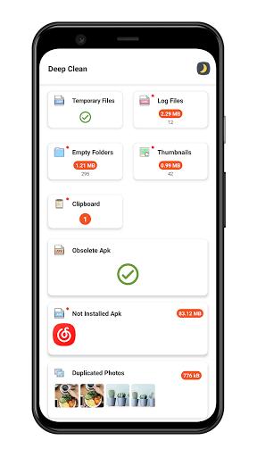 Clear Cache - Optimize & Clear Junk  Screenshots 2