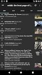 screenshot of rif is fun for Reddit