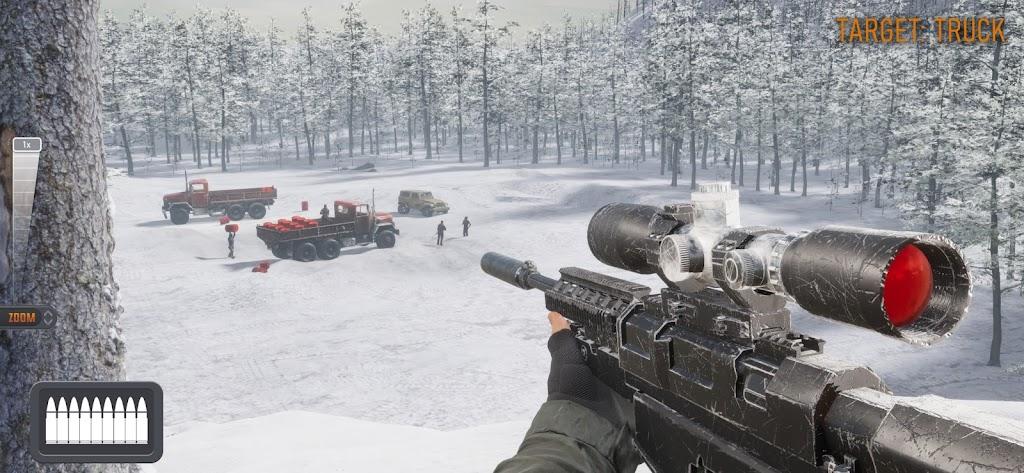 Sniper 3D: Fun Free Online FPS Shooting Game  poster 1