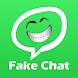 Fake Chat Maker - WhatsMock Prank chat - Androidアプリ