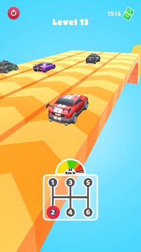 Gear Car Race 3D  screenshots 1