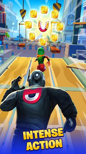 MetroLand - Endless Arcade Runner  screenshots 2