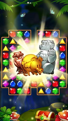 Jewels Forest : Match 3 Puzzle 91 screenshots 5