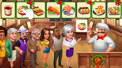 Crazy Chef: Fast Restaurant Cooking Games 1.1.46 screenshots 9