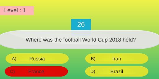 quizz - general knowledge quiz game screenshot 3