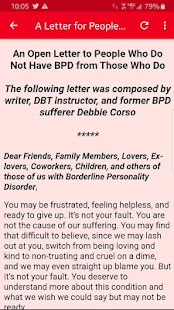 Borderline Explained the truth about BPD