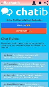 Chatib free chat app 1