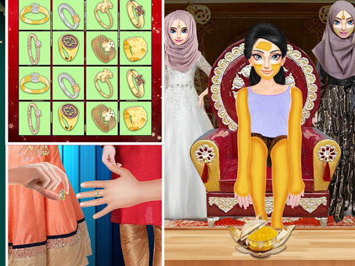 Hijab Muslim Wedding Girl Big Arranged Marriage  Screenshots 8
