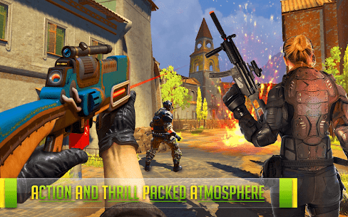Cover Survival Encounter Strike Shooting Game Game Hack & Cheats 1
