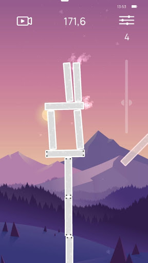 Télécharger Shaky Tower. Relax game mod apk screenshots 5