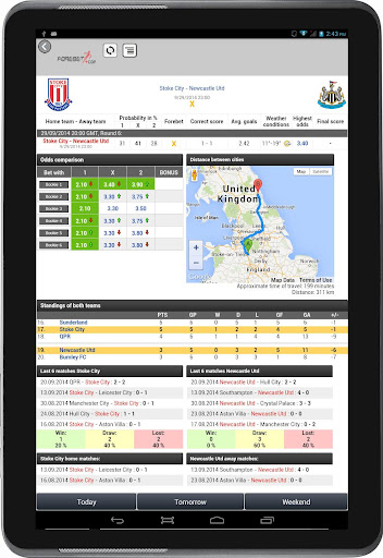 Football Predictions Forebet 1.96 Screenshots 9
