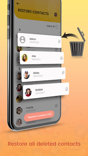 Emoji Contacts : Add Emojis To Contacts android2mod screenshots 5