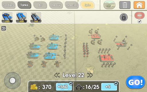 Army Battle Simulator modavailable screenshots 5