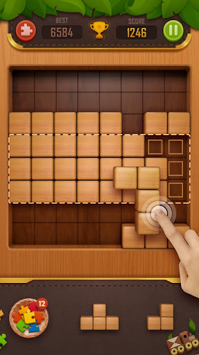 Jigsaw Puzzles - Block Puzzle (Tow in one) 14.0 screenshots 4