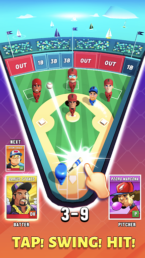 Super Hit Baseball  screenshots 14