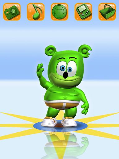 Talking Gummy Free Bear Games for kids screenshots 6