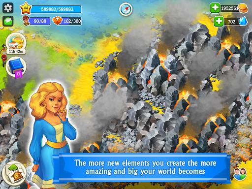 WORLDS Builder: Farm & Craft  screenshots 9