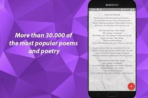 English Poems Offline