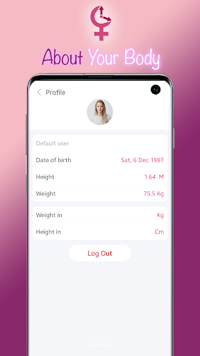 My Period Tracker - Ovulation Calendar & Fertility  Screenshots 6