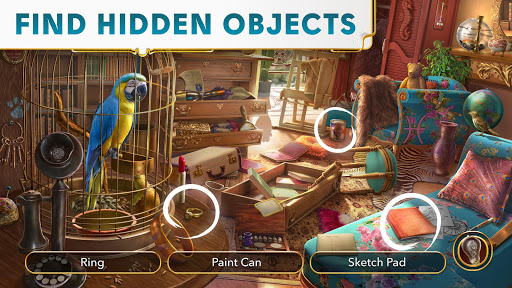 June's Journey - Hidden Objects  screenshots 2