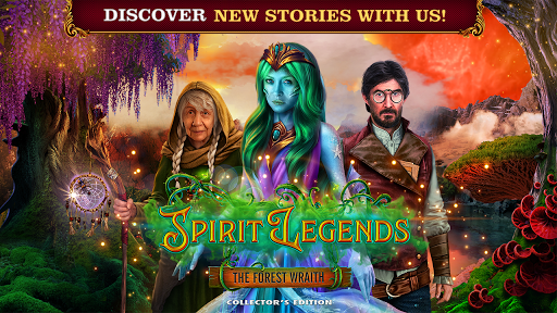 Télécharger Hidden Objects - Spirit Legends 1 (Free To Play) APK MOD (Astuce) screenshots 5