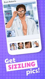 Love Talk Mod Apk: Dating Game with Love Story Chapters (Unlimited Diamonds) 7